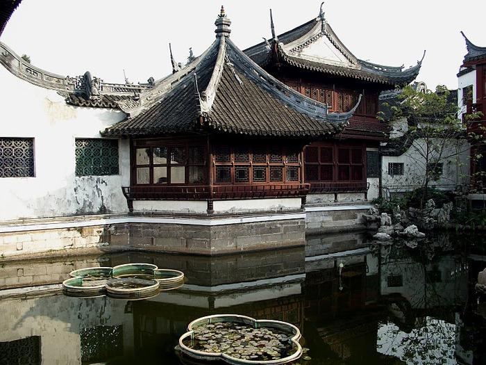 «Сад Радости Yuyuan. Юй Юань» (Yuyuan Shangchang) 57126