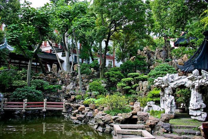 «Сад Радости Yuyuan. Юй Юань» (Yuyuan Shangchang) 62574