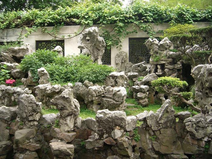 «Сад Радости Yuyuan. Юй Юань» (Yuyuan Shangchang) 37126