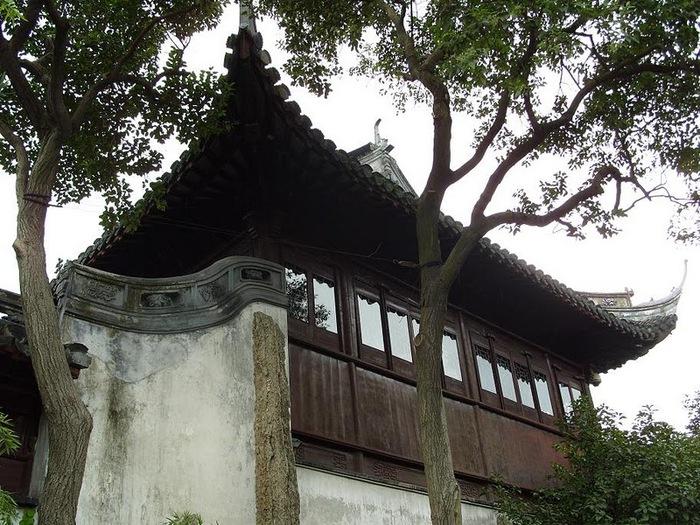 «Сад Радости Yuyuan. Юй Юань» (Yuyuan Shangchang) 85804