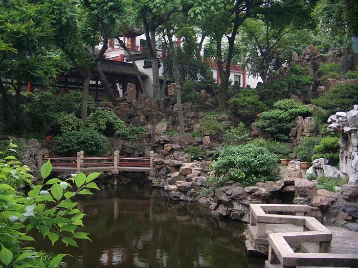 «Сад Радости Yuyuan. Юй Юань» (Yuyuan Shangchang) 10783
