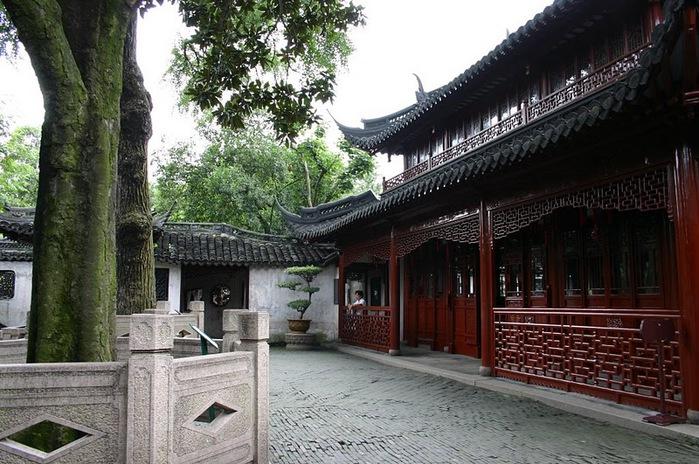 «Сад Радости Yuyuan. Юй Юань» (Yuyuan Shangchang) 20257