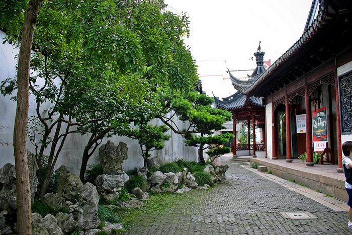 «Сад Радости Yuyuan. Юй Юань» (Yuyuan Shangchang) 43951