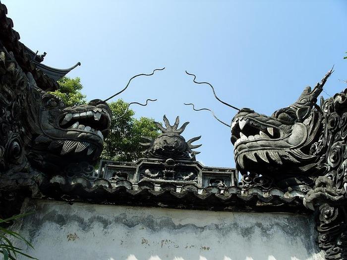 «Сад Радости Yuyuan. Юй Юань» (Yuyuan Shangchang) 50882