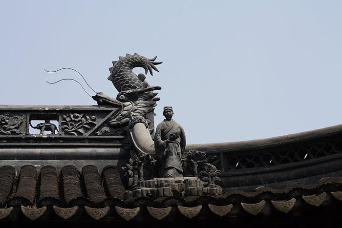 «Сад Радости Yuyuan. Юй Юань» (Yuyuan Shangchang) 27979
