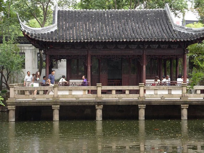 «Сад Радости Yuyuan. Юй Юань» (Yuyuan Shangchang) 35028
