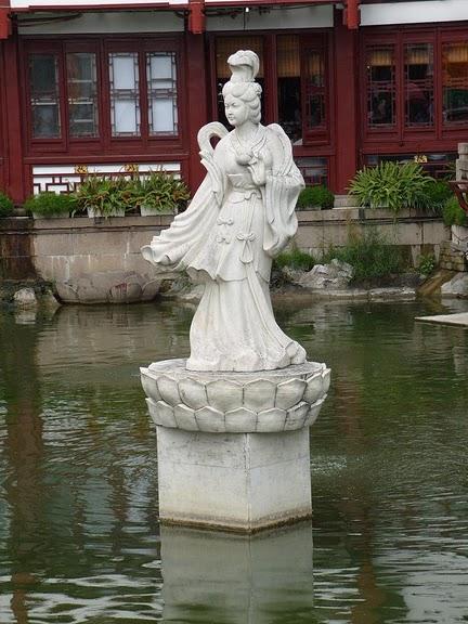 «Сад Радости Yuyuan. Юй Юань» (Yuyuan Shangchang) 60869