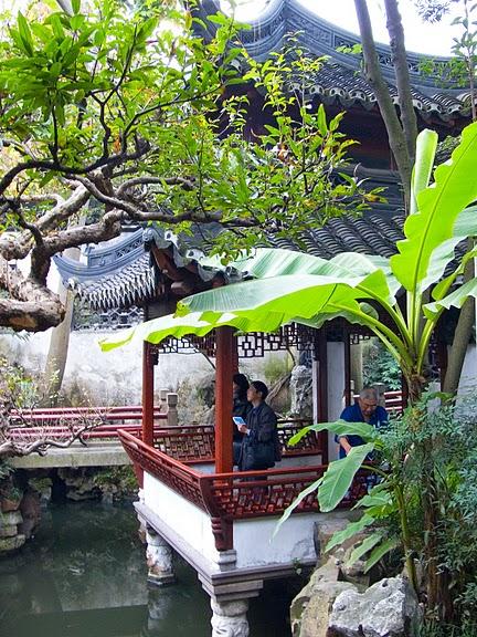 «Сад Радости Yuyuan. Юй Юань» (Yuyuan Shangchang) 54078