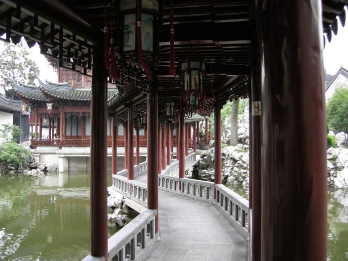 «Сад Радости Yuyuan. Юй Юань» (Yuyuan Shangchang) 51865
