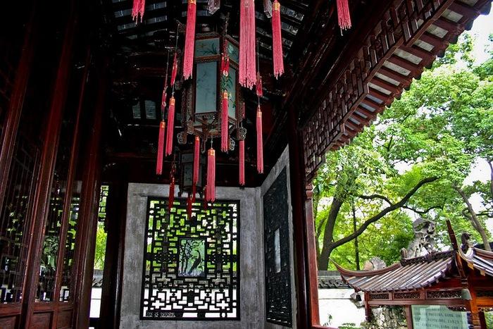 «Сад Радости Yuyuan. Юй Юань» (Yuyuan Shangchang) 12161