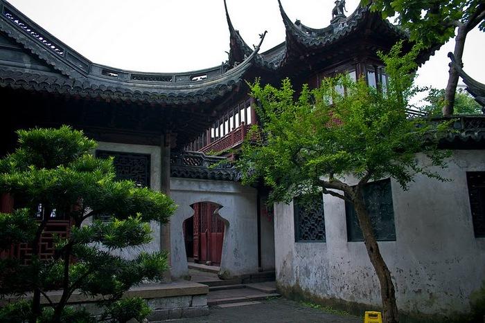 «Сад Радости Yuyuan. Юй Юань» (Yuyuan Shangchang) 23869