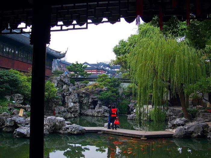 «Сад Радости Yuyuan. Юй Юань» (Yuyuan Shangchang) 59453