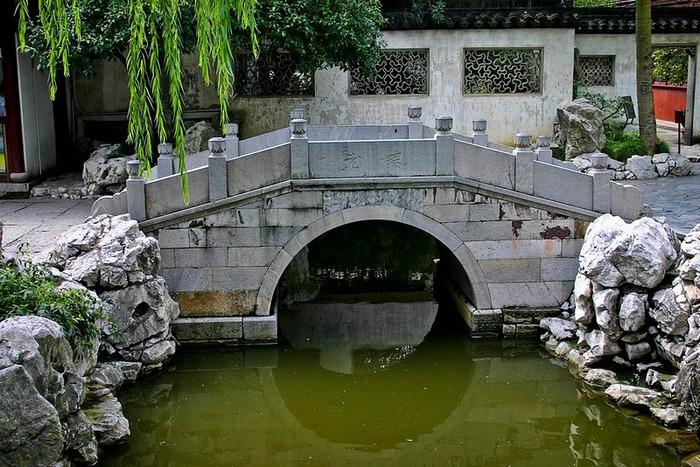 «Сад Радости Yuyuan. Юй Юань» (Yuyuan Shangchang) 36718