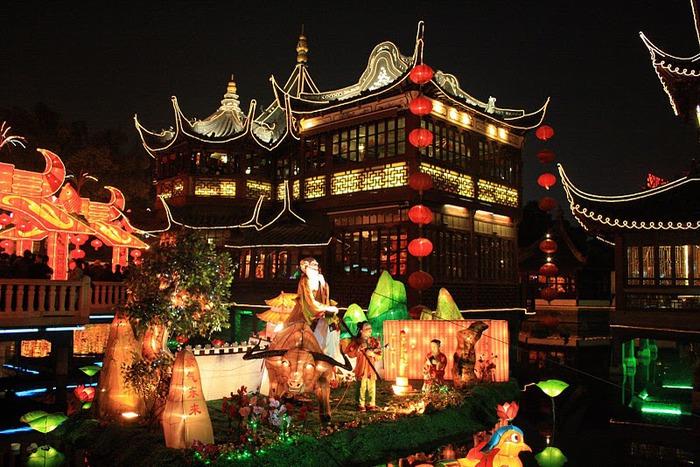 «Сад Радости Yuyuan. Юй Юань» (Yuyuan Shangchang) 64181