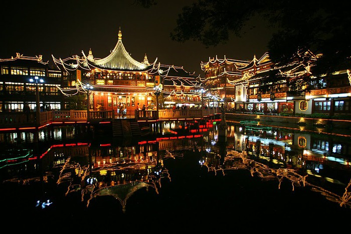 «Сад Радости Yuyuan. Юй Юань» (Yuyuan Shangchang) 98962