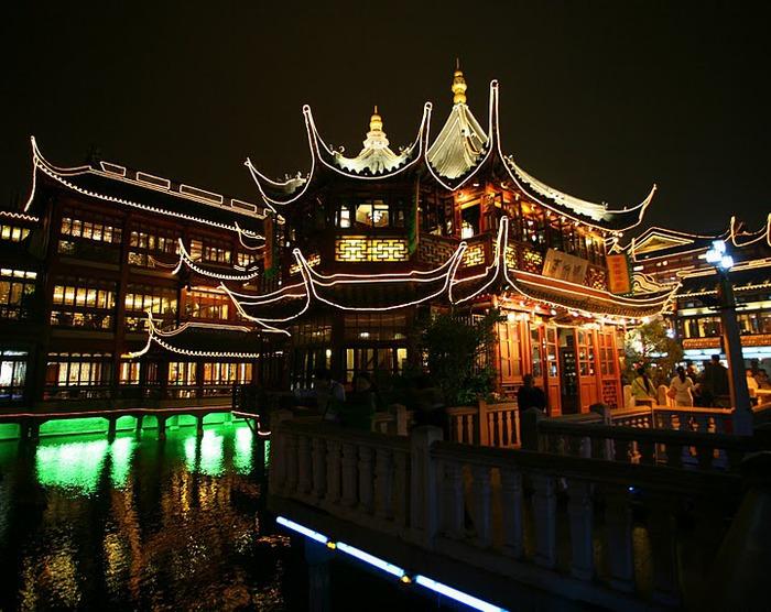 «Сад Радости Yuyuan. Юй Юань» (Yuyuan Shangchang) 99883