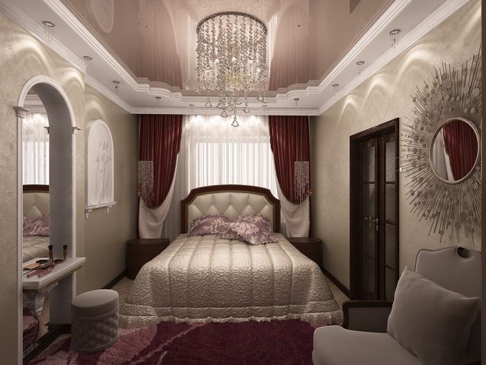 Дизайн онлайн спальни