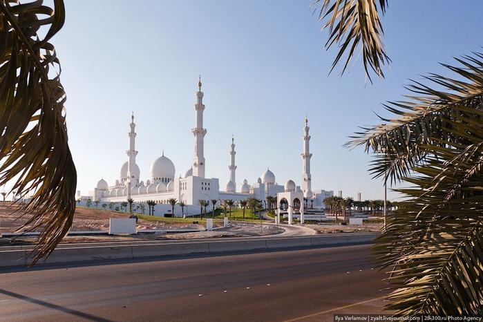 Мечеть шейха Зайда 2