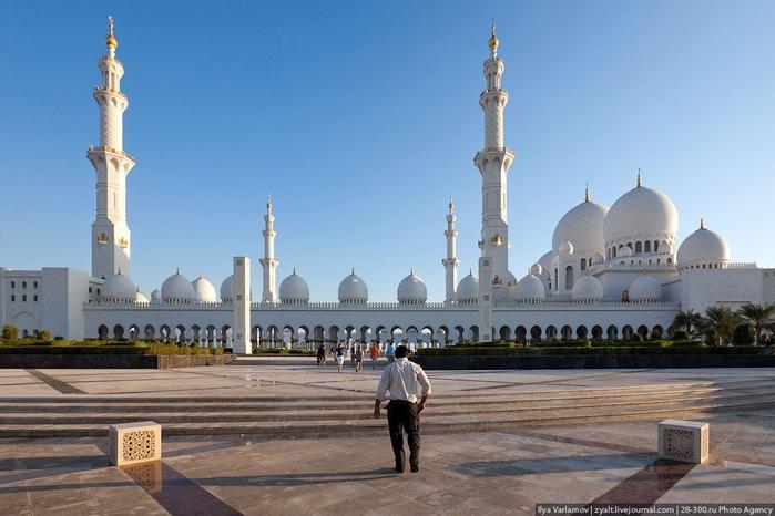 Мечеть шейха Зайда 3