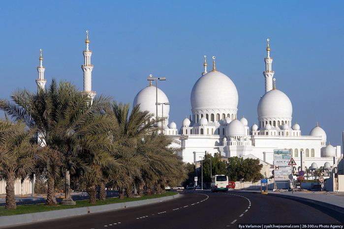 Мечеть шейха Зайда 4