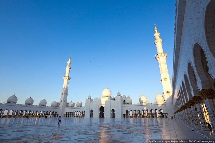 Мечеть шейха Зайда 6