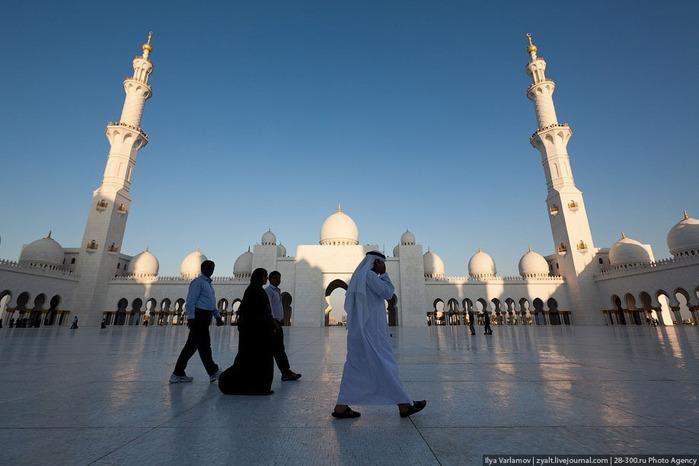 Мечеть шейха Зайда 7