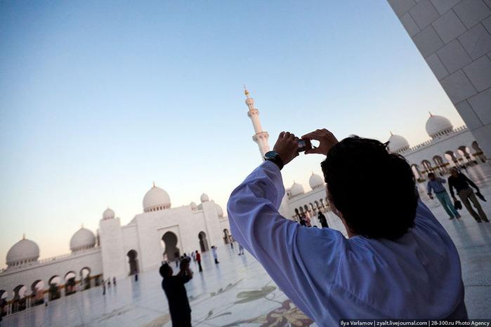 Мечеть шейха Зайда 14