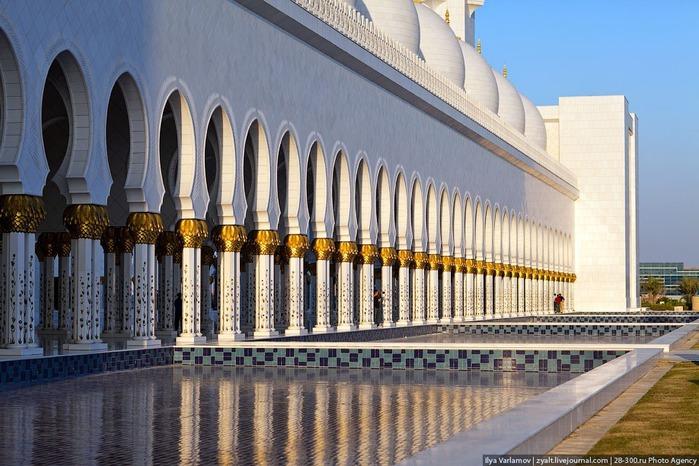 Мечеть шейха Зайда 15