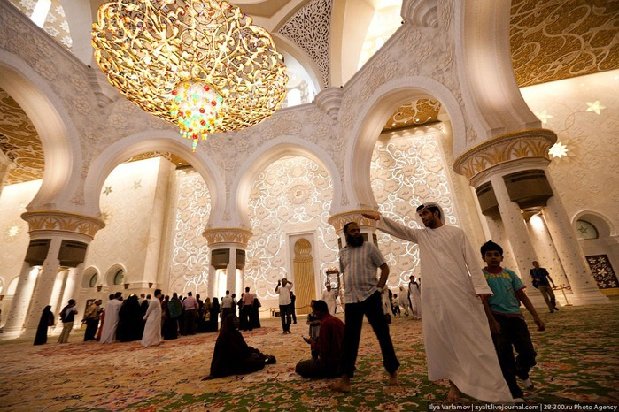 Мечеть шейха Зайда 24