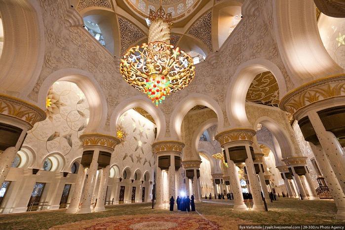 Мечеть шейха Зайда 26