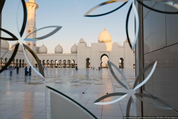 Мечеть шейха Зайда 34