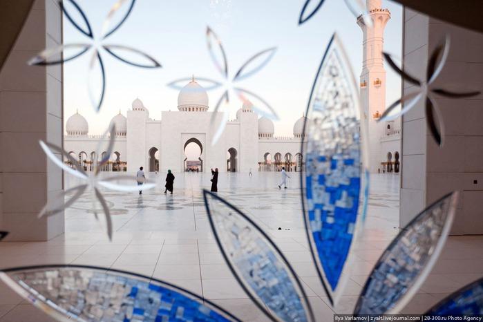 Мечеть шейха Зайда 35