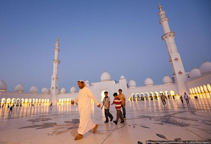 Мечеть шейха Зайда 45