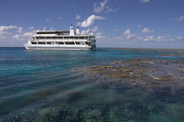 Восьмое чудо света - Большой Барьерный риф Австралии-Great Barrier Reef 11783
