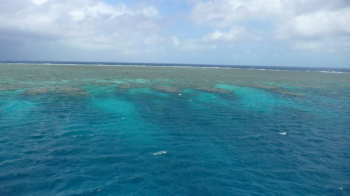 Восьмое чудо света - Большой Барьерный риф Австралии-Great Barrier Reef 70063