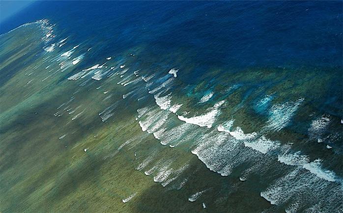 Восьмое чудо света - Большой Барьерный риф Австралии-Great Barrier Reef 81387