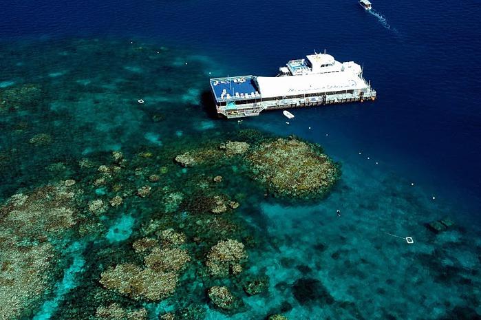Восьмое чудо света - Большой Барьерный риф Австралии-Great Barrier Reef 91115