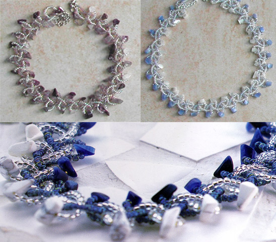 bead jewelry patterns