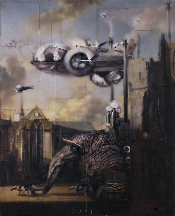 Крис Беренс (Chris Berens) – художник из Голландии 9