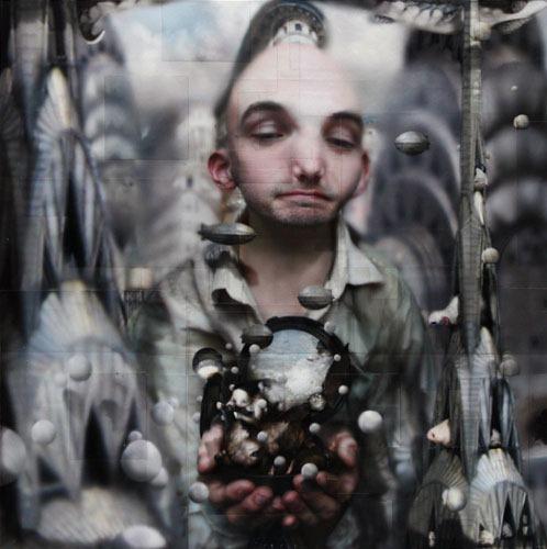 Крис Беренс (Chris Berens) – художник из Голландии 12