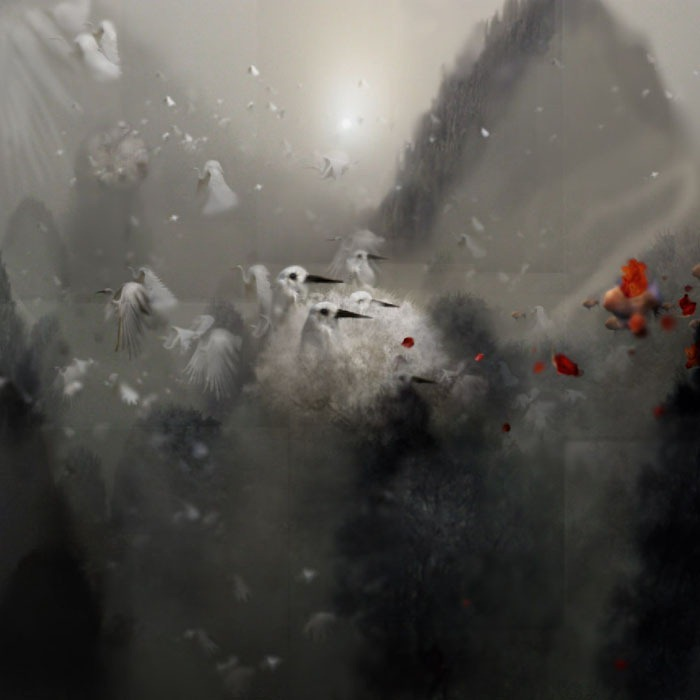 Крис Беренс (Chris Berens) – художник из Голландии 20
