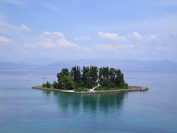 Корфу - «остров вечных возвращений». 90172