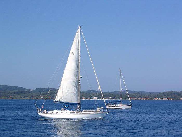 Корфу - «остров вечных возвращений». 14965