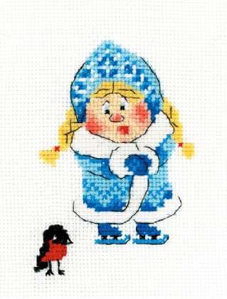 Снегурочка » Каталог Схем »
