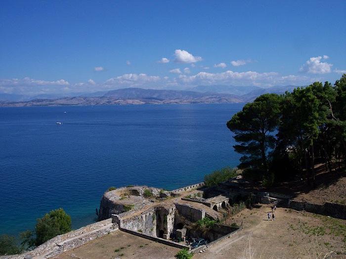 Корфу - «остров вечных возвращений». 90933