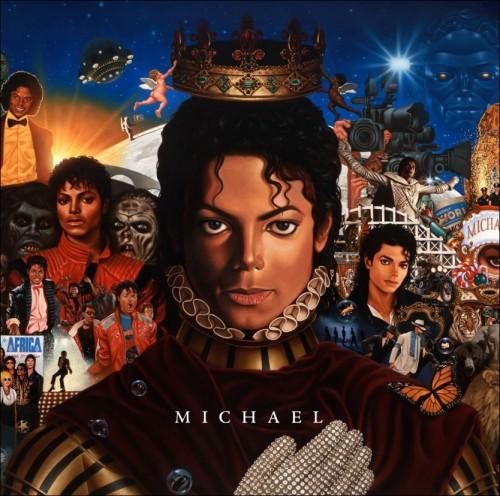 Новый альбом. Michael Jackson - Michael (2010)