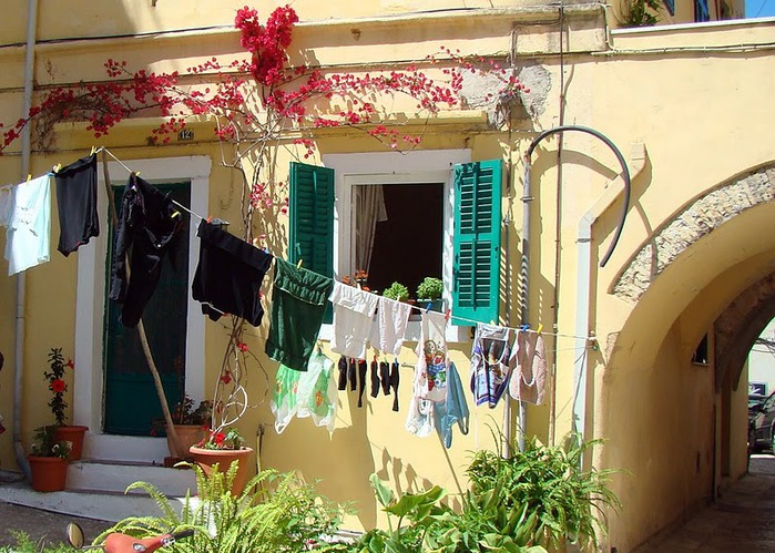 Корфу - «остров вечных возвращений». 94004