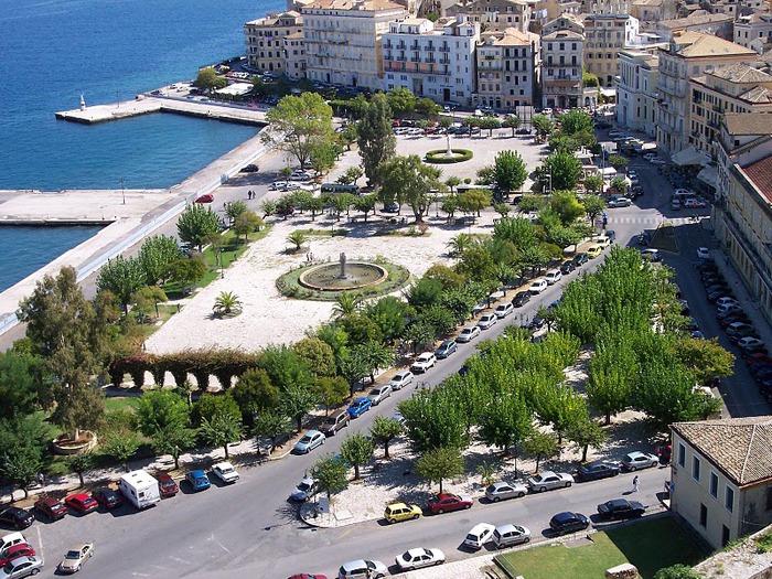 Корфу - «остров вечных возвращений». 15365