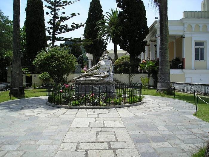 Корфу - «остров вечных возвращений». 62352