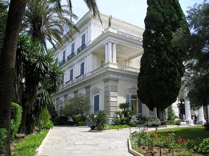 Корфу - «остров вечных возвращений». 26736
